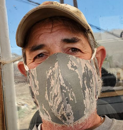 Slow the spread of coronavirus! Help DJD Foundation provide facial masks for Veterans, Active Military, medical professionals, and those in need! image