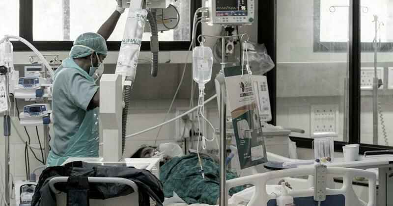 Give Oxygen Today - Help People Suffering from COVID-19 in India image