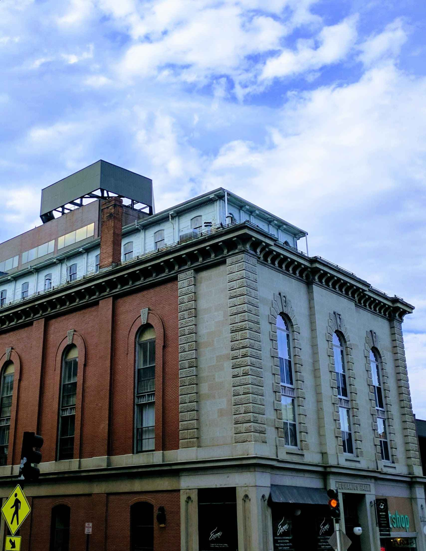 SUPPORT MECHANICS' HALL DURING OUR EXTENDED CLOSURE BY RENEWING OR BECOMING A MEMBER TODAY image