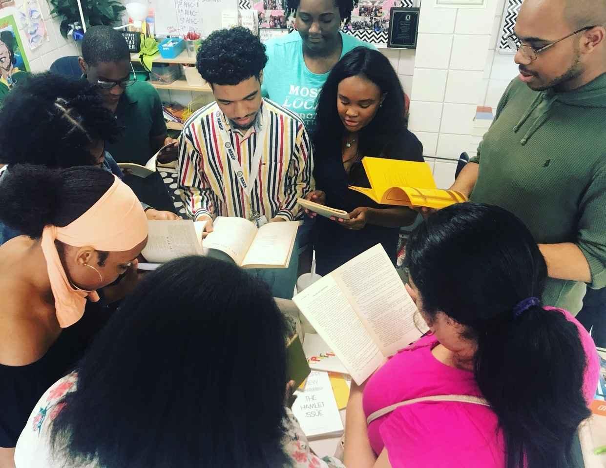 Support Murrah High School's literary and arts magazine. image