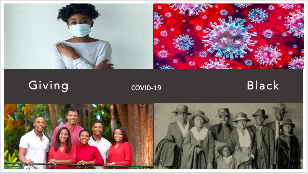 Giving Black COVID-19 Fund  image