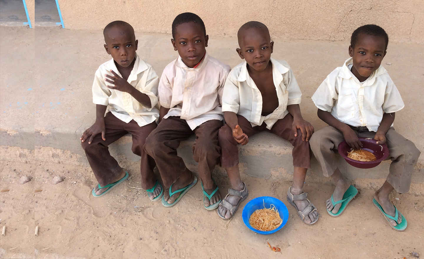 Phase 2 – Feed our most vulnerable students and their families! image