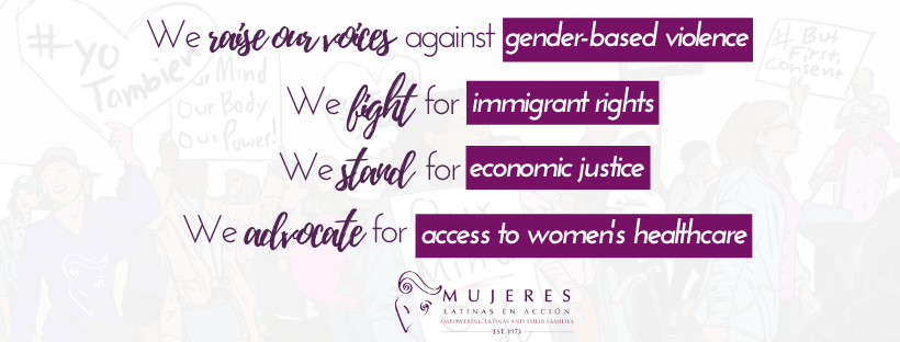 Donate to Support Mujeres Latinas en Acción  image