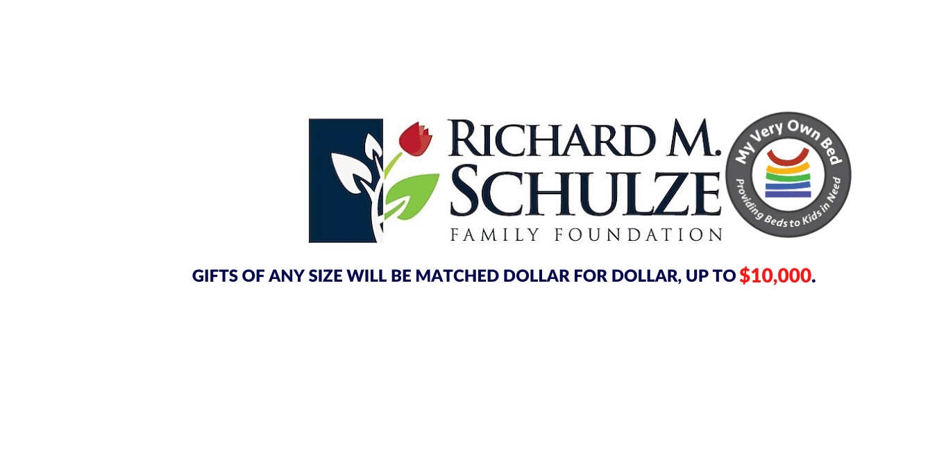 Richard M. Schulze Family Foundation Matching Gift  image