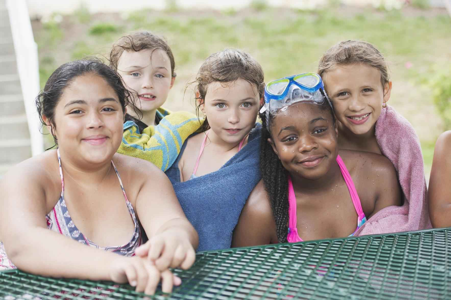 Become a member to champion our local girls. With a monthly donation of any amount, you will provide quality programming, nutritious food, books or enrichment to our campers. Sponsor a camper or an entire cabin for one session.  image