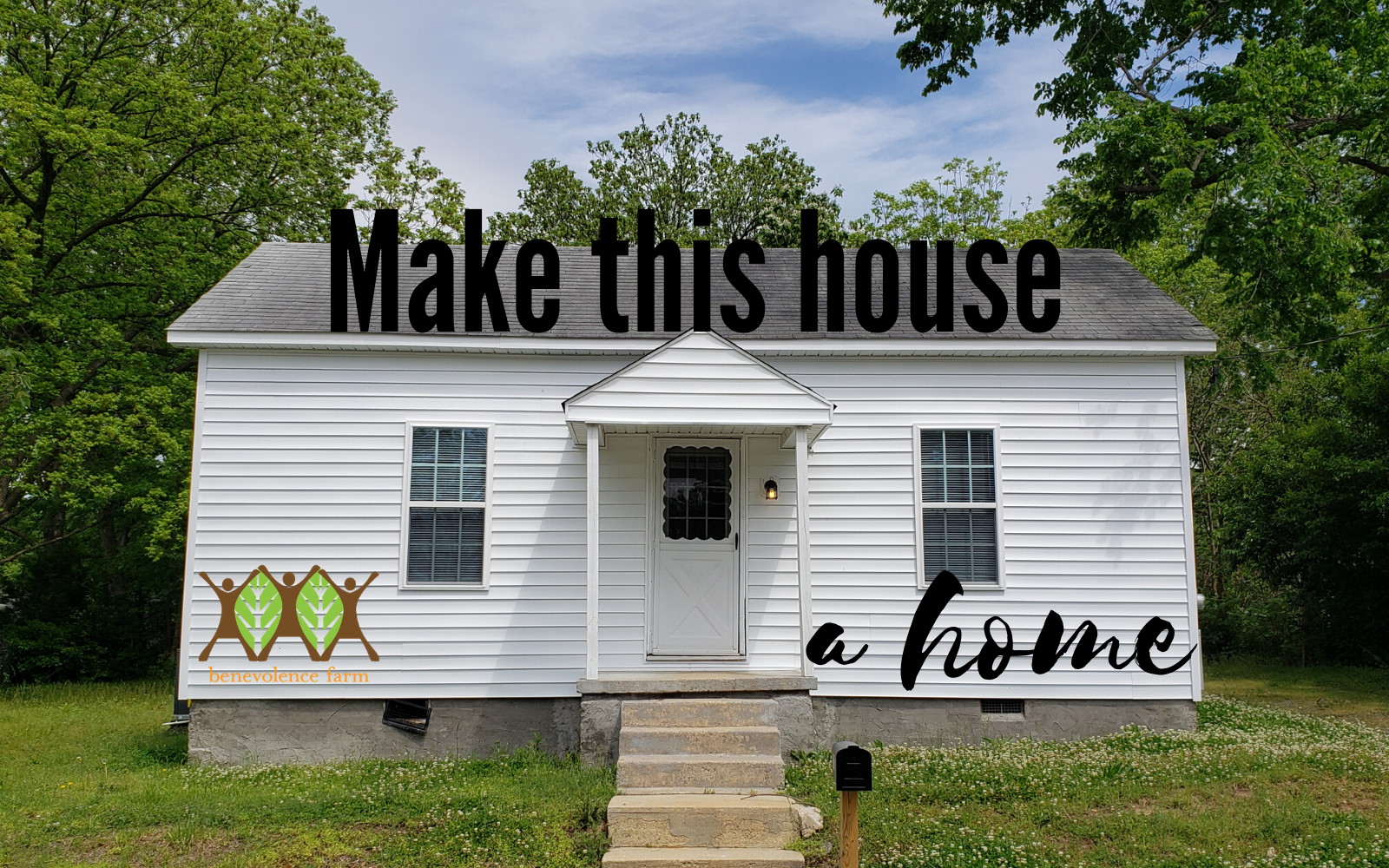 Make this house a home image
