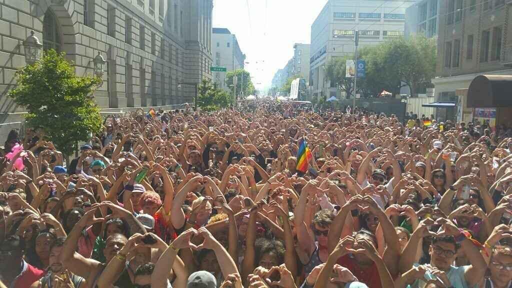 San Francisco Pride needs you! image