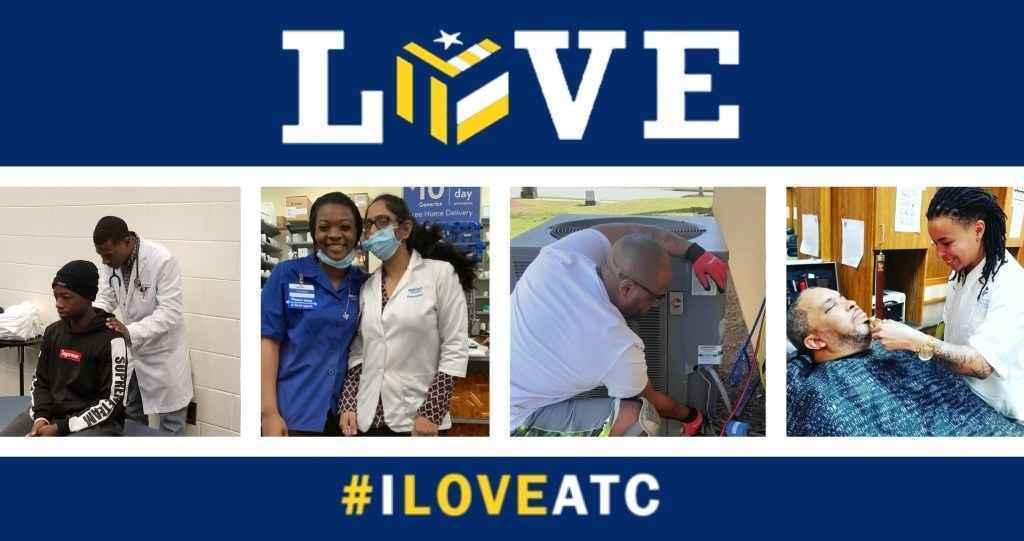 I Love ATC image