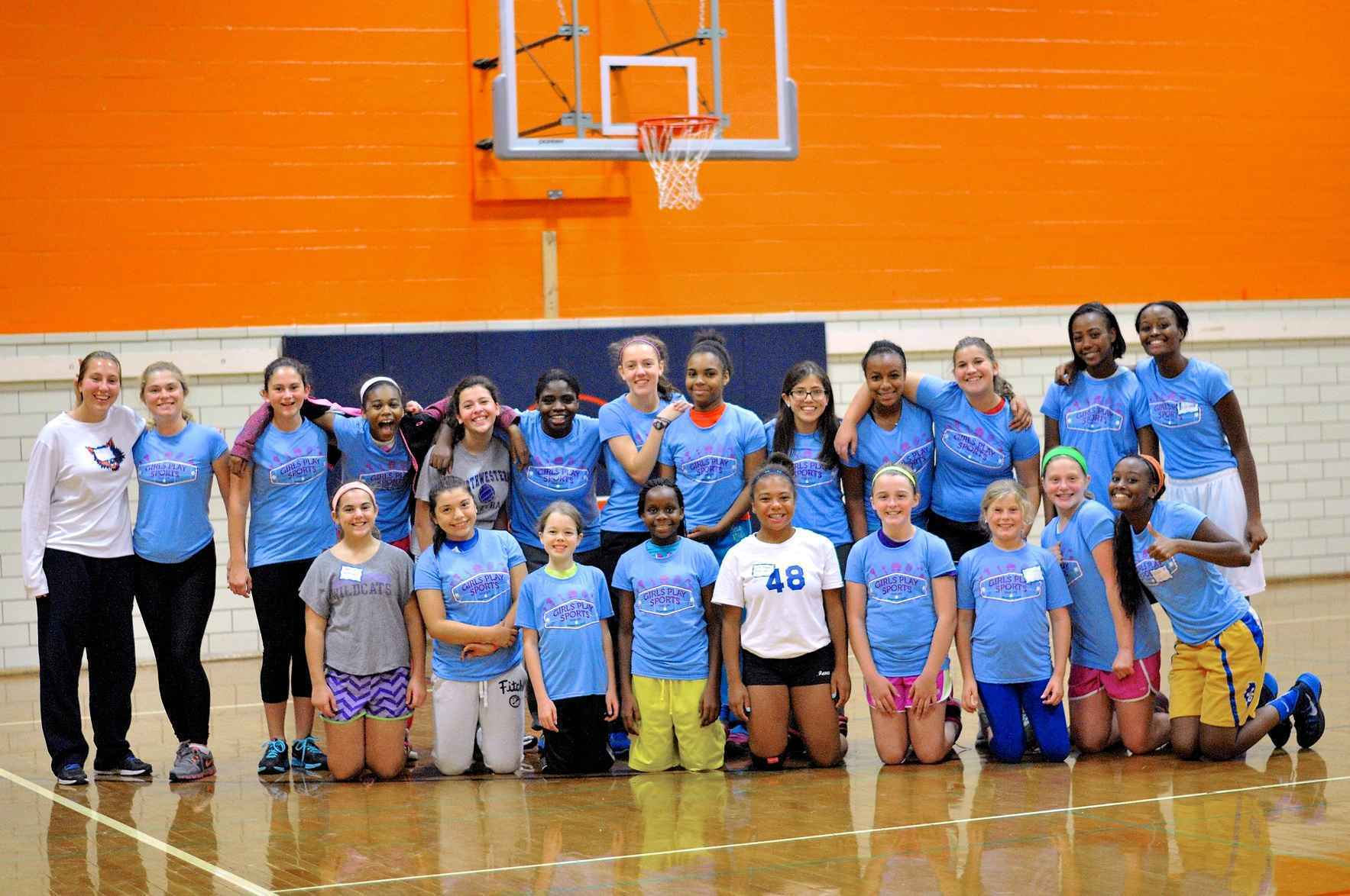 Help Girls Play Sports Continue To Do Great Things! image