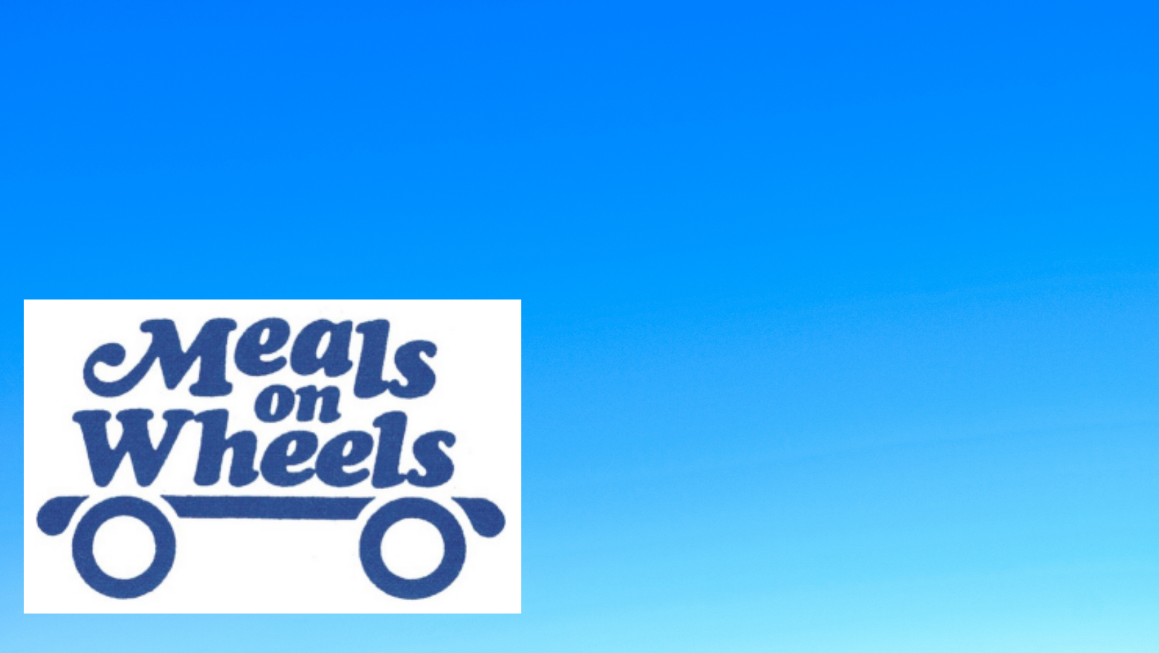 Make a Payment on Your Meals on Wheels Account image
