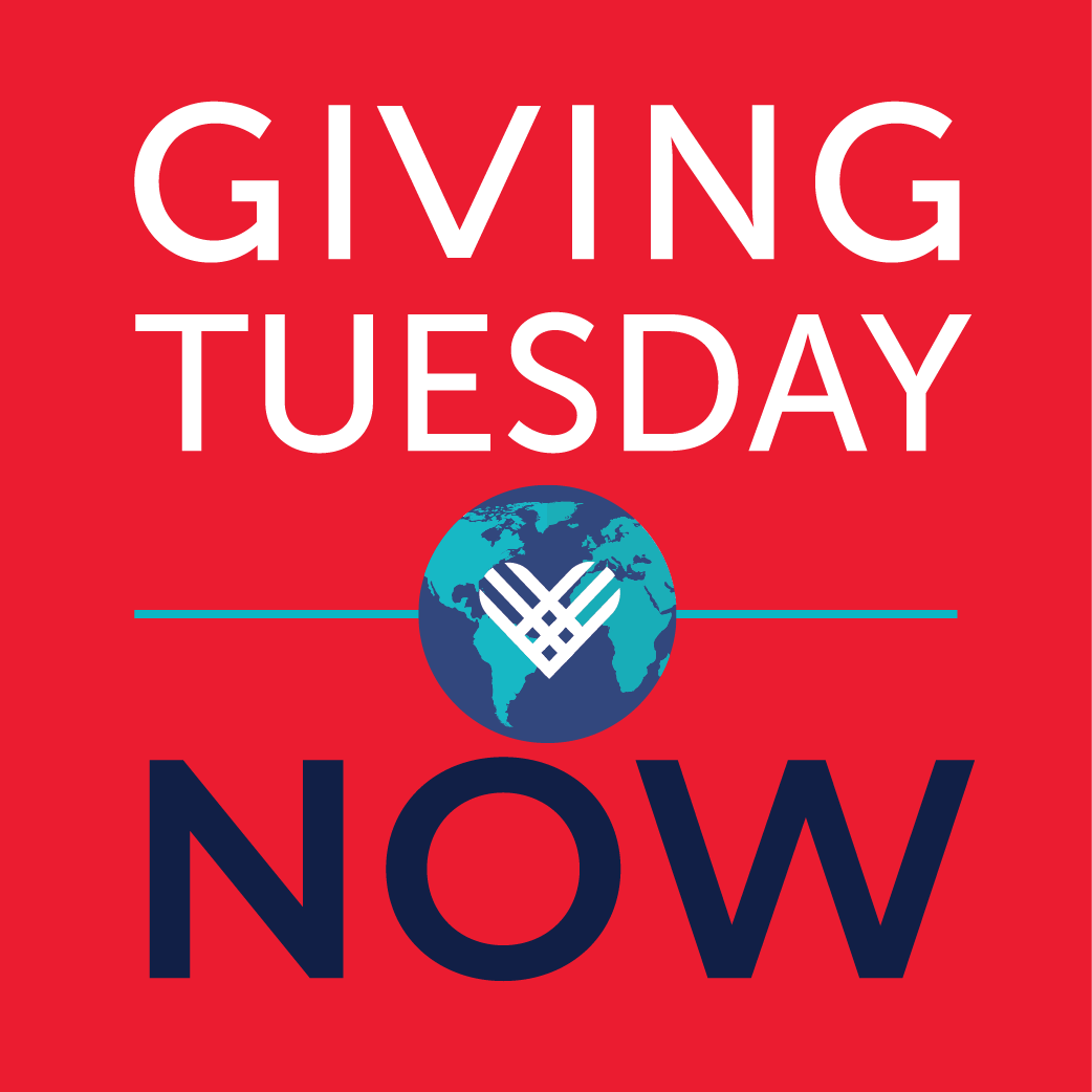 Stand together in unity! #GivingTuesdayNow image