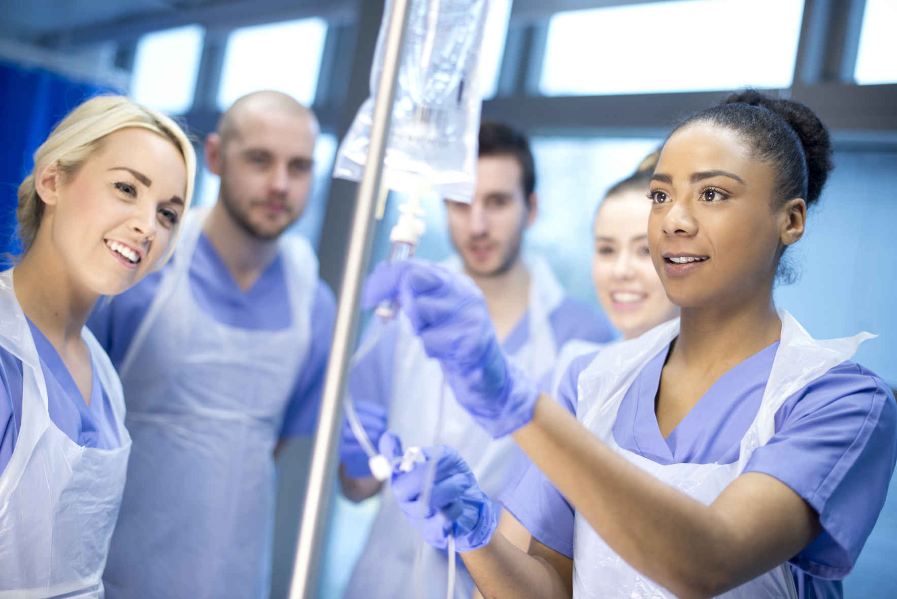 We need your help - We are your future nurses! image