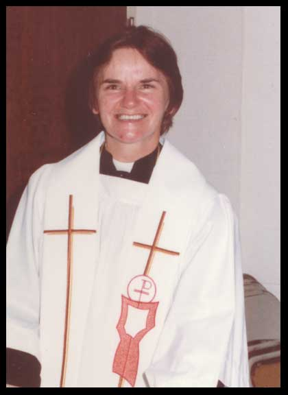 Pastor Joyce Speegle