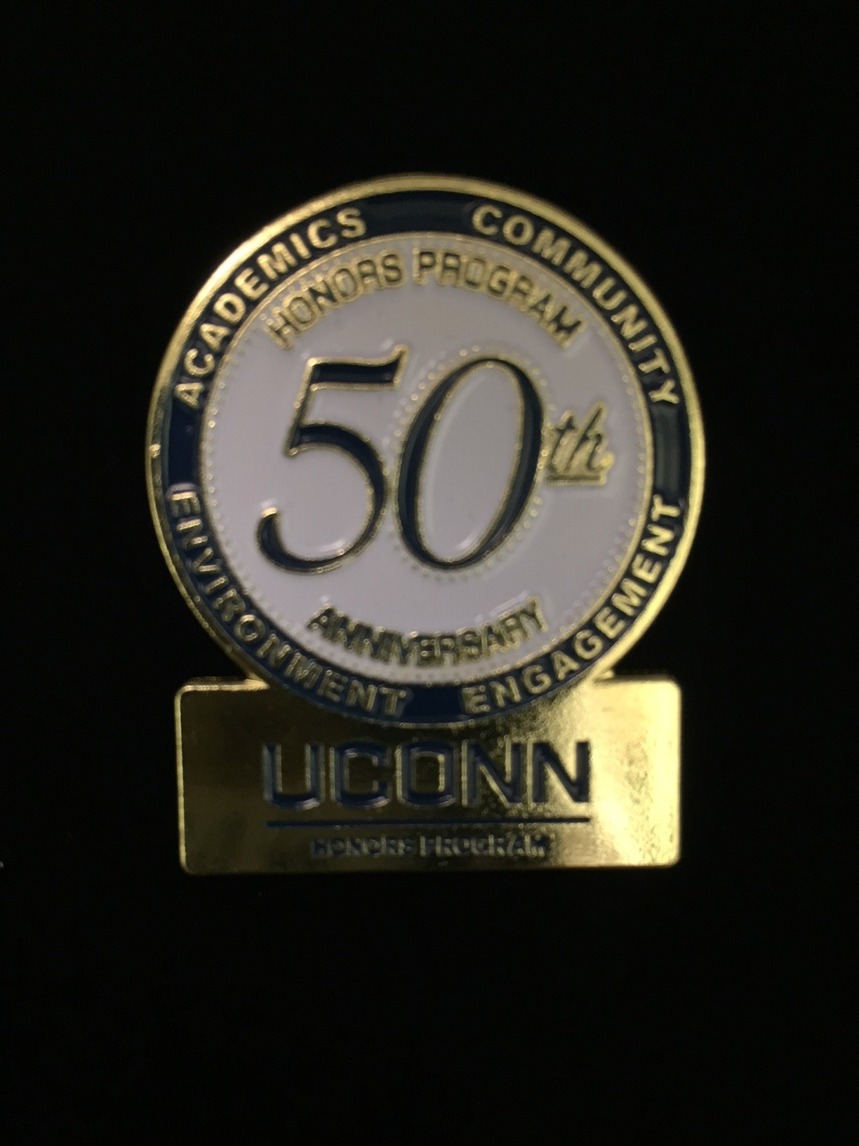 Honors 50th Pin