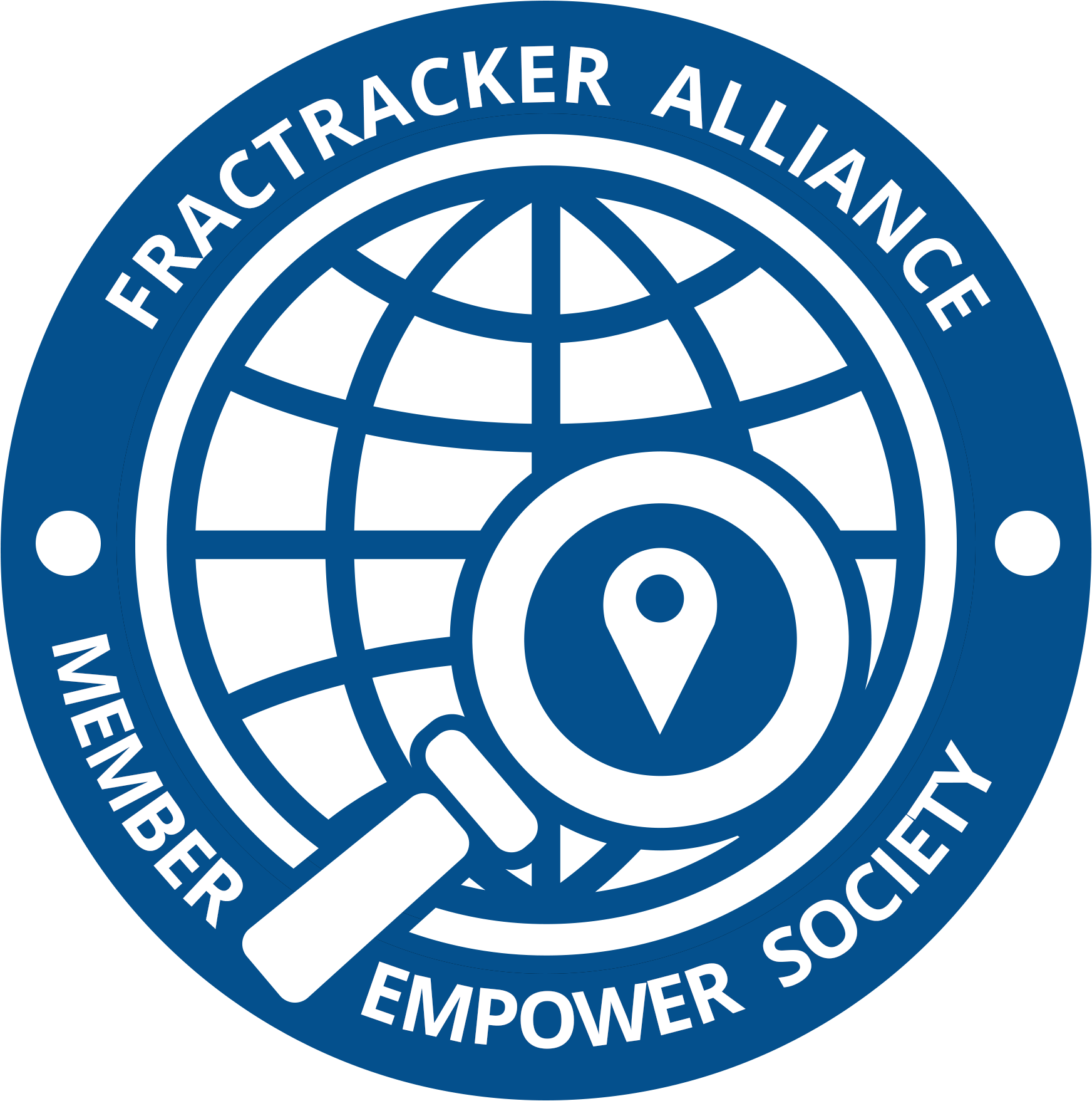 FracTracker Empower Society emblem