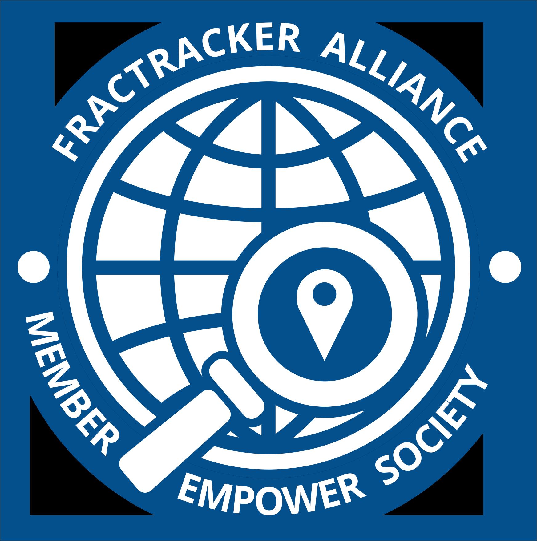 FracTracker Empower Society emblem