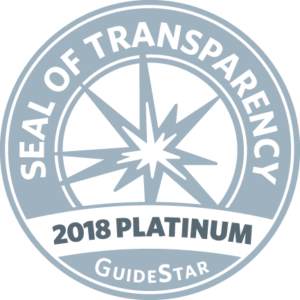 GuideStar 2018 Platinum Seal of Transparency_Children's Cause for Cancer Advocacy