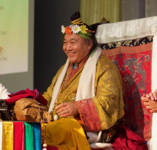 H.E. Dzogchen Khenpo Choga Rinpoche