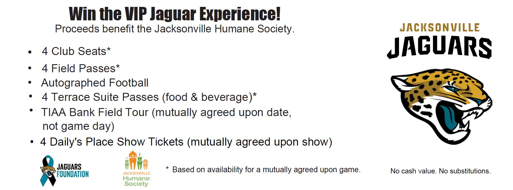 JACKSONVILLE HUMANE SOCIETY - 21st Annual Toast to the Animals