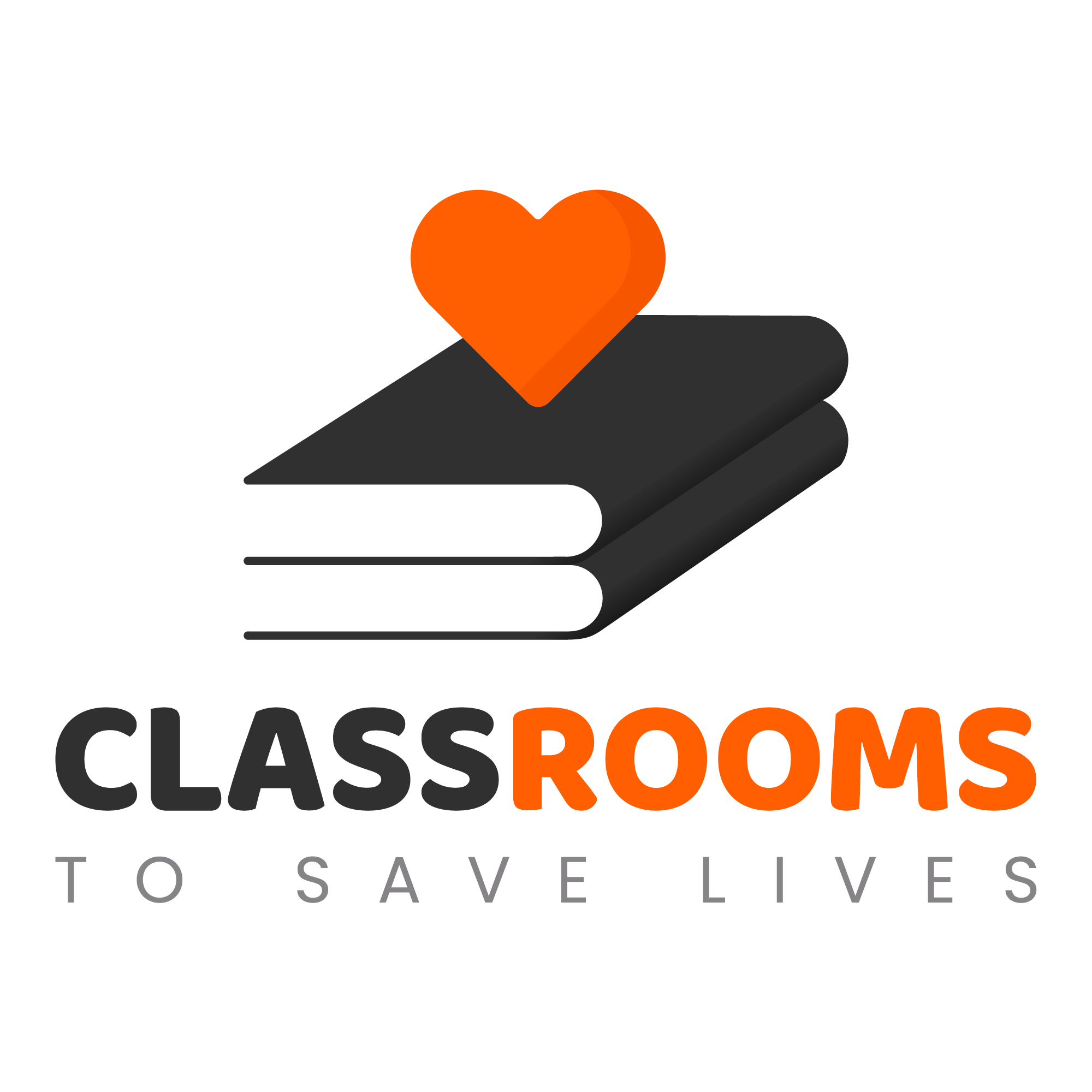 Classrooms to save lives logo