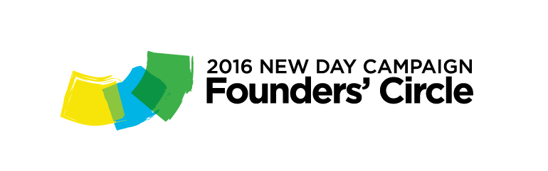 New Day Campaign Founders's Circle Logo