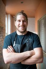 Chef Chris Morgan
