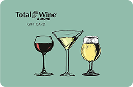 Total Wine gift card