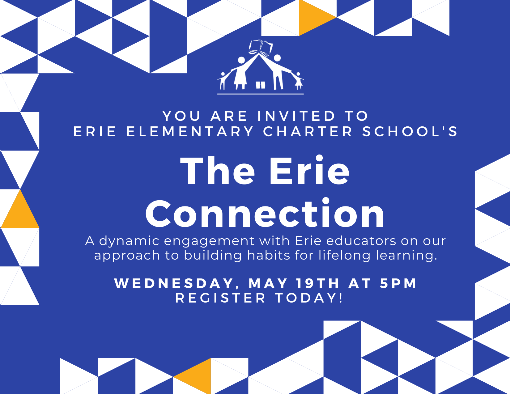 The Erie Connection   Register Today