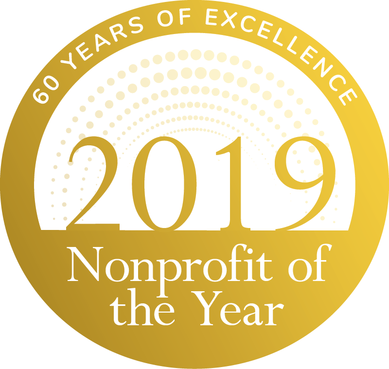 60 Years of Excellence – 2019 Nonprofit of the Year