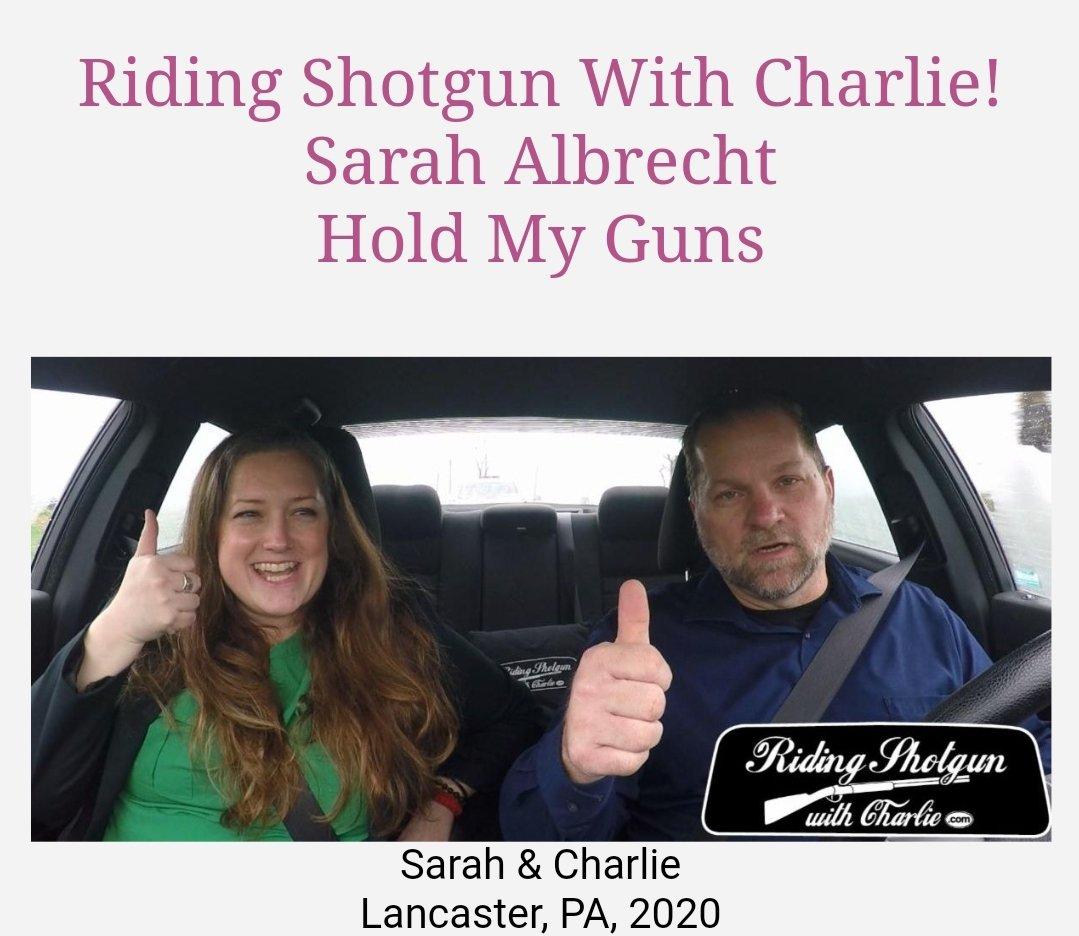 Hold My Guns Interview - Riding Shotgun with Charlie