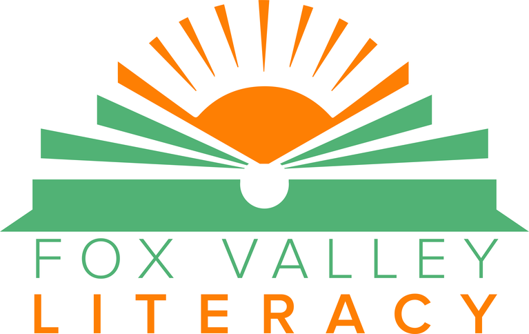Fox Valley Literacy logo