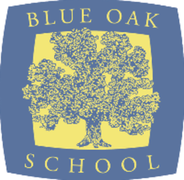 Blue Oak School logo
