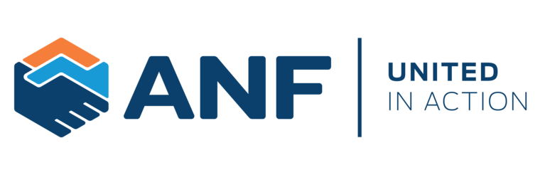 American Nicaraguan Foundation (ANF) logo