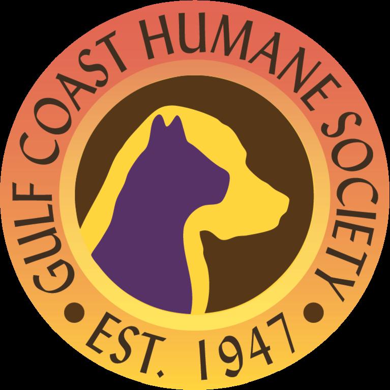 Gulf Coast Humane Society logo