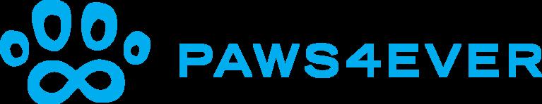 Paws4ever logo
