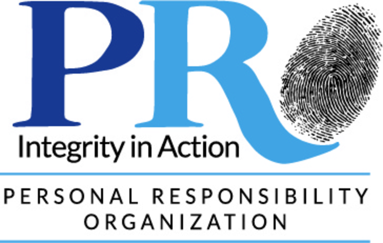 Personal Responsibility Organization logo