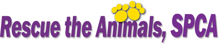 RESCUE THE ANIMALS INC logo