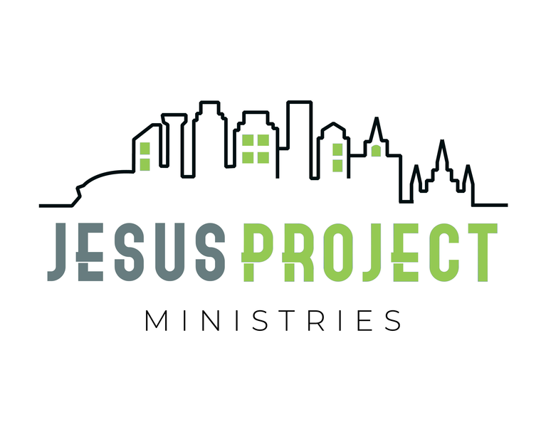 Jesus Project Ministries, Inc logo