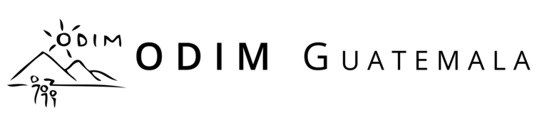 ODIM Guatemala logo