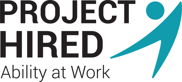 PROJECT HIRED logo