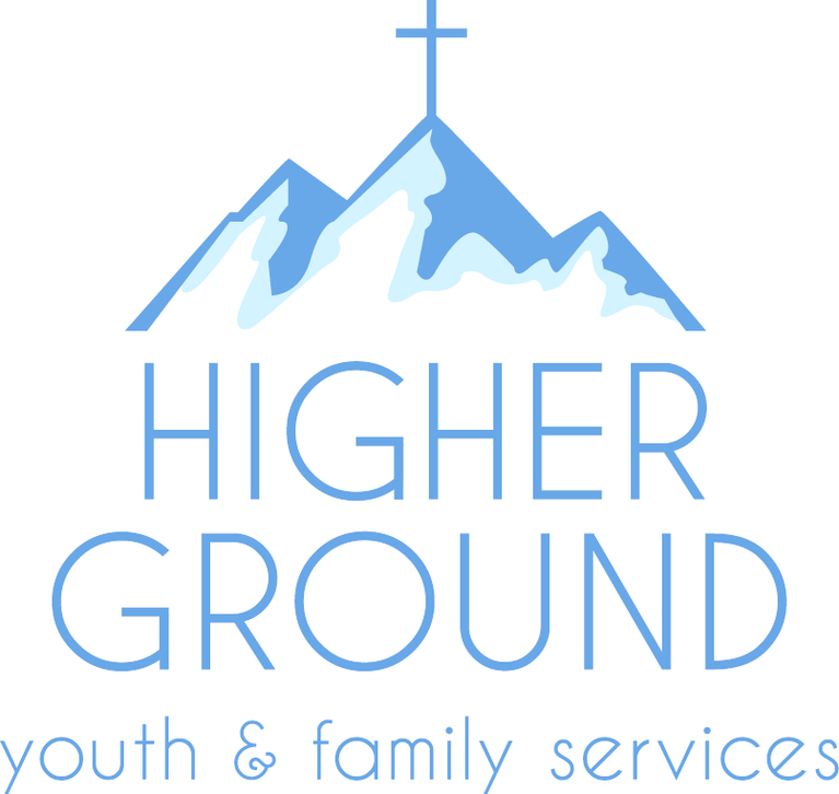 Higher Ground Youth and Family Services logo