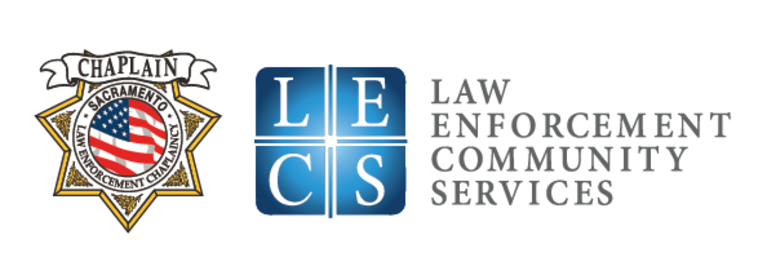 Law Enforcement Chaplaincy Sacramento logo