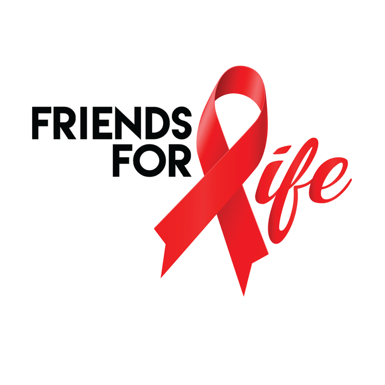 Friends for Life Corporation logo