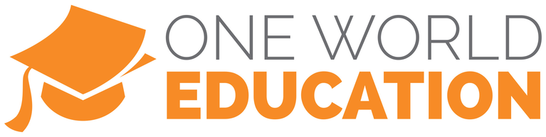 ONE WORLD EDUCATION logo