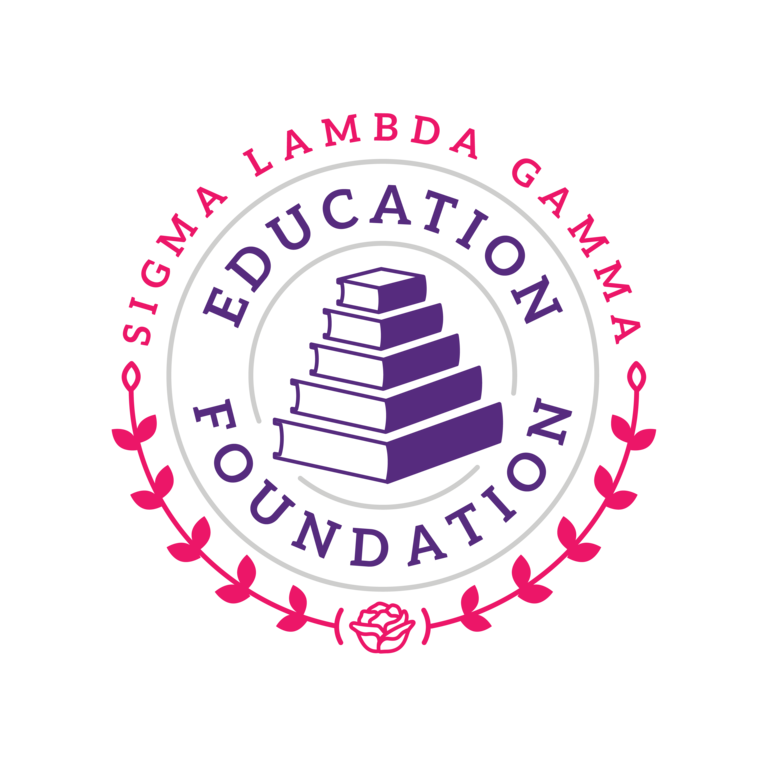Sigma Lambda Gamma Education Foundation logo