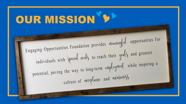 Engaging Opportunities Foundation