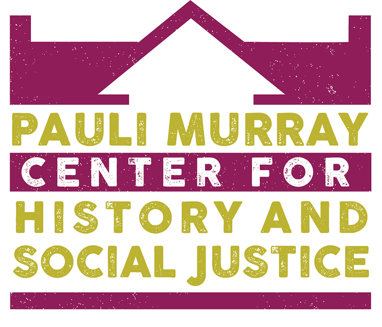 PAULI MURRAY CENTER FOR HISTORY AND SOCIAL JUSTICE logo