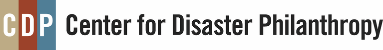 Center for Disaster Philanthropy logo