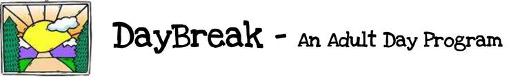 DayBreak - An Adult Day Program logo