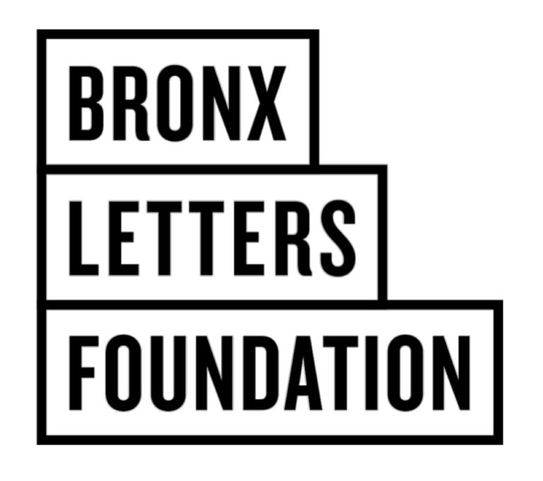 BRONX LETTERS FOUNDATION logo